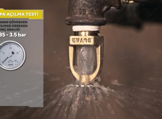 Onaysız Sprinkler Test Filmi